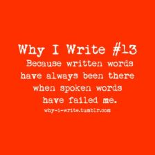 whywrite6
