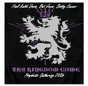 CD Thy Kingdom Come with Bob Jones, Bobby Conner, Paul Keith Davis