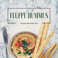 How to Make Fluffy Hummus