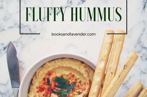 Fluffy Hummus