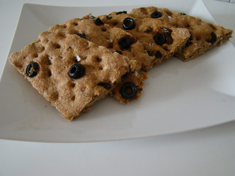 Focaccia with Whole-wheat Flour