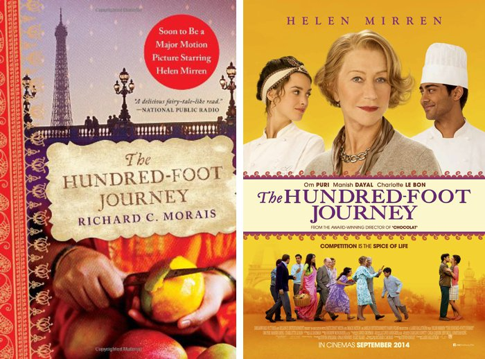 A-Z Challenge (Book-The Hundred-Foot Journey)