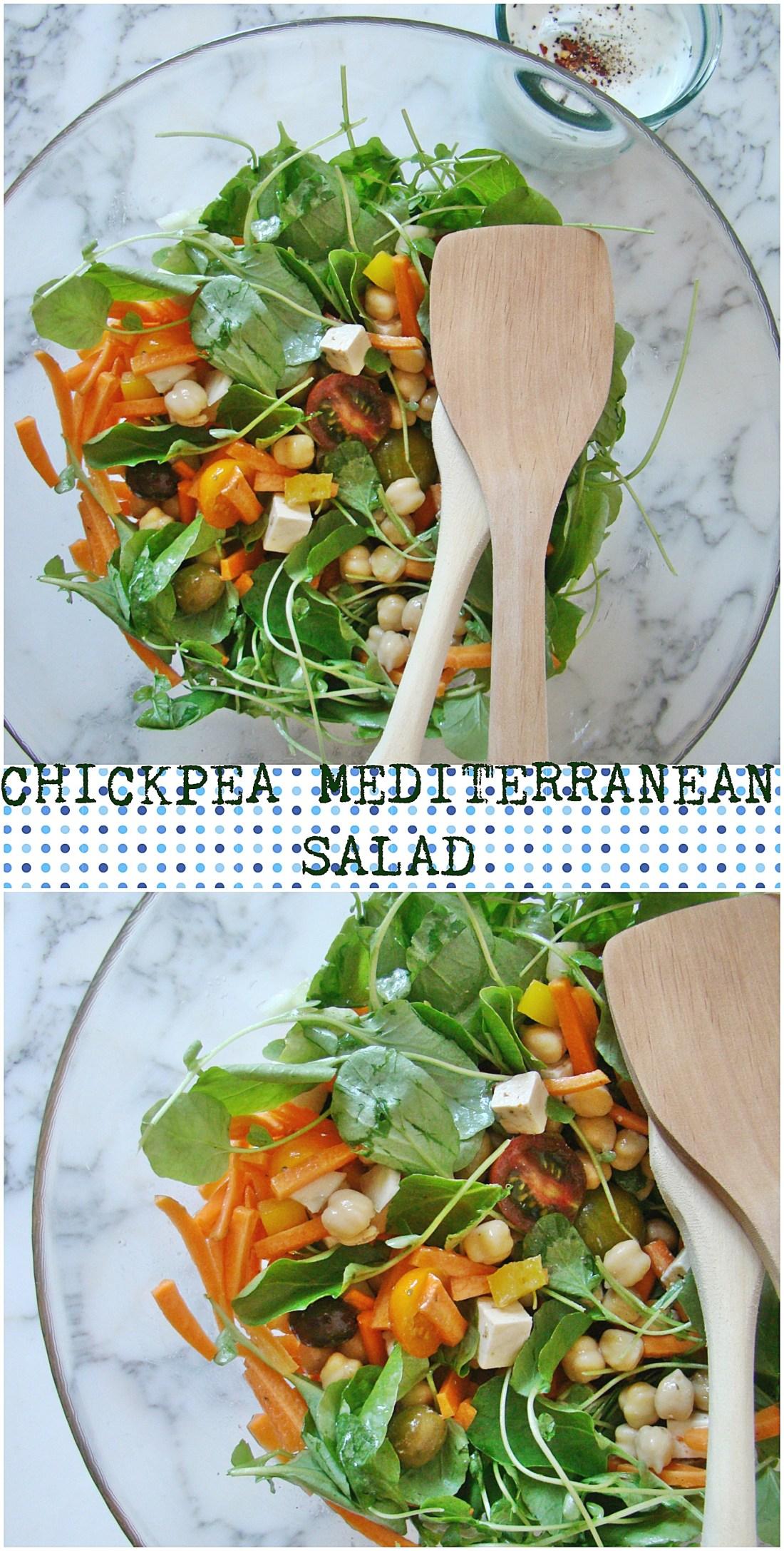 chickpea-mediterranean-salad