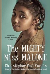 The Mighty miss Malone-Christopher Paul Curtis