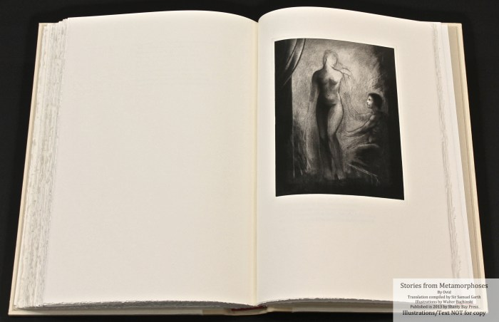 Metamorphoses, Shanty Bay Press,  The Story of Pygmalion