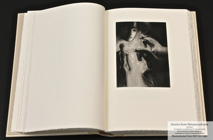 Metamorphoses, Shanty Bay Press, The Story of Phaeton
