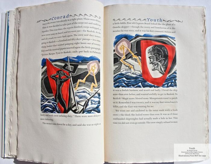 Youth, Allen Press, Sample Illustration #2