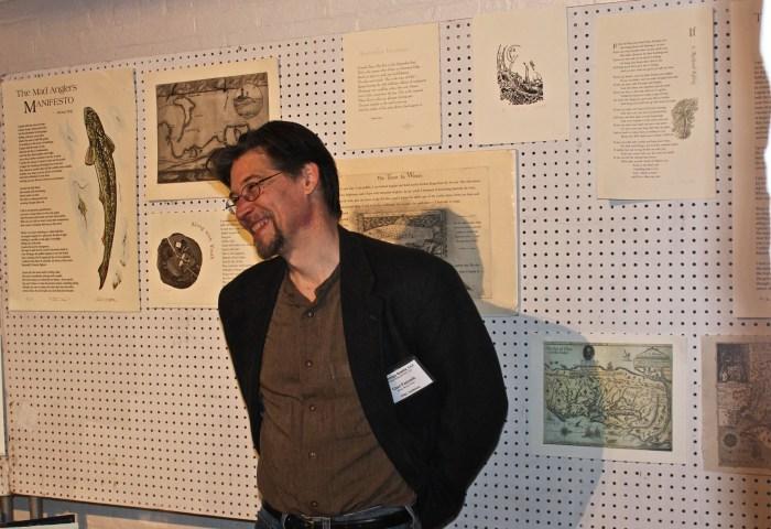 Chad Pastotnik of Deep Wood Press