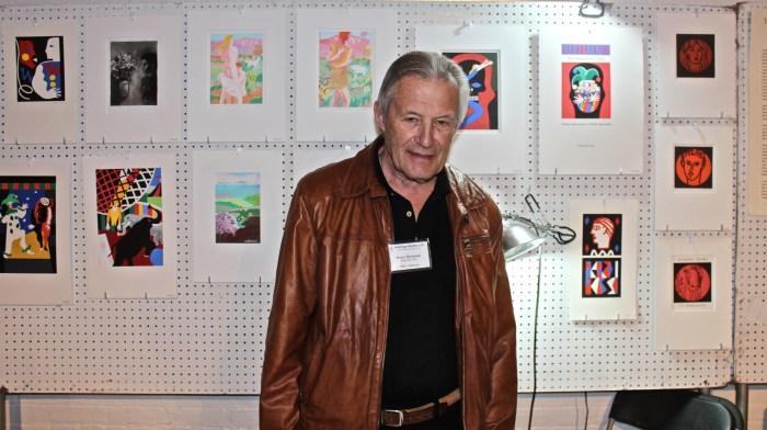 Walter Bachinski of Shanty Bay Press