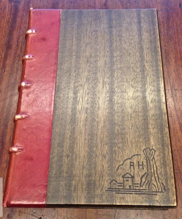 Leaves of Grass, Random House/Grabhorn, Spine and Cover