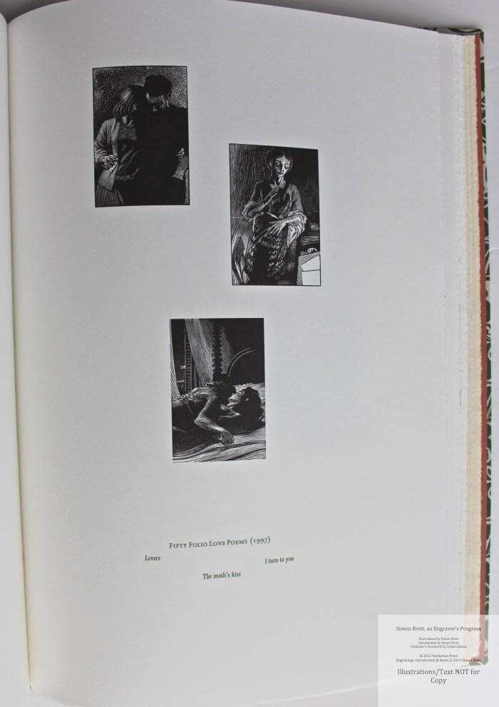 Simon Brett, an Engraver's Progress, Sample Illustration #16 (Grouping 6)