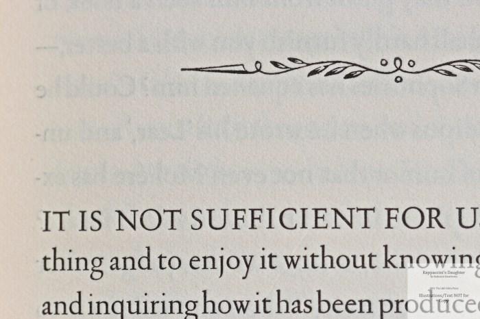 Rappaccini's Daughter, Allen Press, Sample Text #4