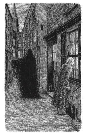 Hand & Eye Editions, A Christmas Carol, Sample Illustration #3