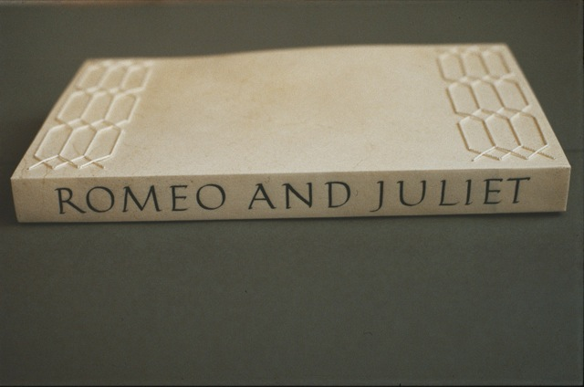 Romeo and Juliet, Allen Press, Spine (Deluxe Edition) and Covers