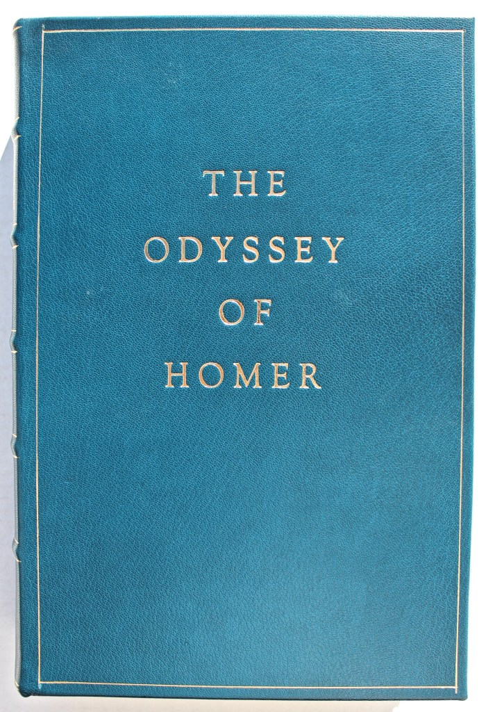 The Odyssey, Limited Editions Club, Cover
