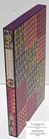 The Transposed Heads, The Allen Press, Slipcase (custom)