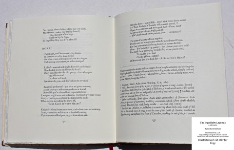 The Ingoldsby Legends, Barbarian Press, Sample Text #5
