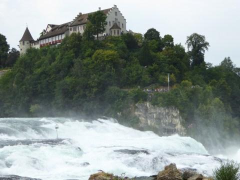 Photo 8: The Rheinfall