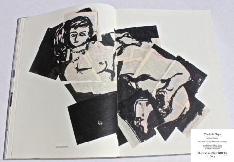 The Lulu Plays, Arion Press, Sample Illustration #2
