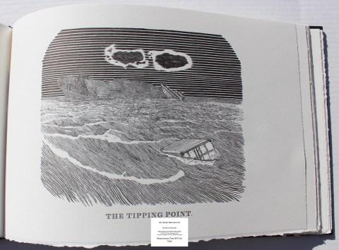 An Ocean Between Us, The Prototype Press, Sample Illustration #2