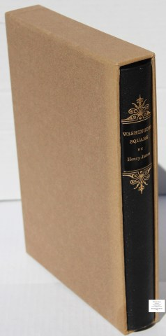 Washington Square, Limited Editions Club, Book in Slipcase