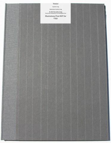 Venice, Whittington Press, 'B' edition - Suite of Prints