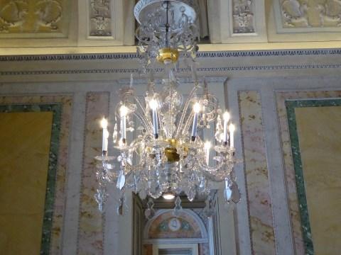 Crystal chandelier #2