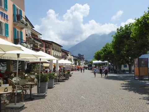 Passagiata in Ascona, Switzerland