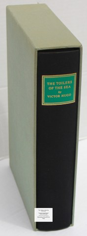 The Toilers of the Sea, Limited Editions Club, Book in Slipcase