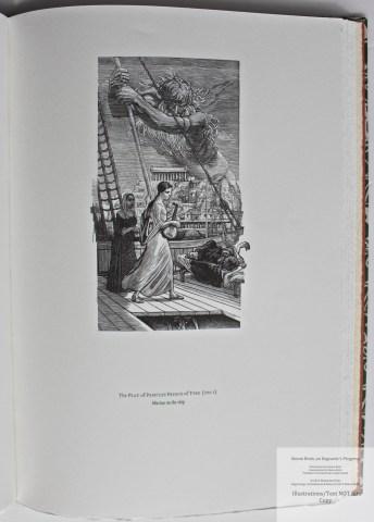 Simon Brett, an Engraver's Progress, Sample Illustration
