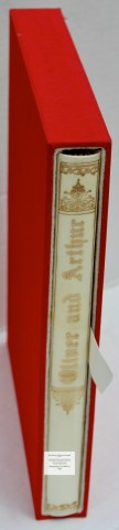 The History of Oliver and Arthur, Riverside Press, Book in Slipcase