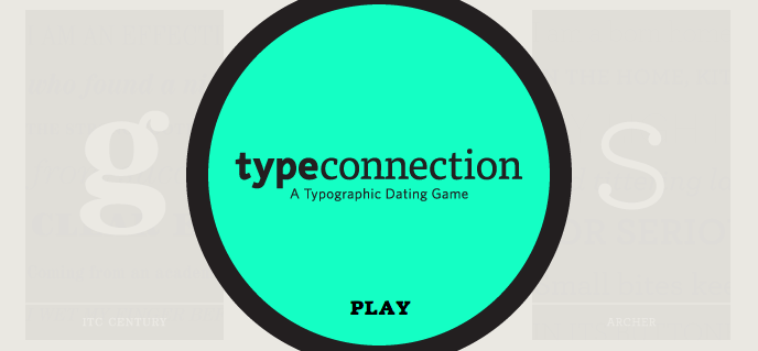 Play Matchmaker With Your Fonts
