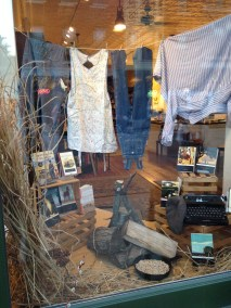 Steinbeck Display 1 | River Lights Bookstore, Dubuque, IA