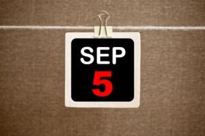 September 5