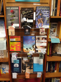 Backlist to the Future Display | The Book Table, Oak Park, IL