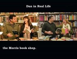 Morris Book Shop - Dan in Real Life