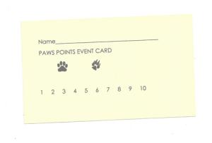 PawPointsCard