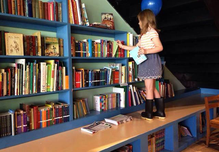 The Children's Book Nook at The Book Tavern