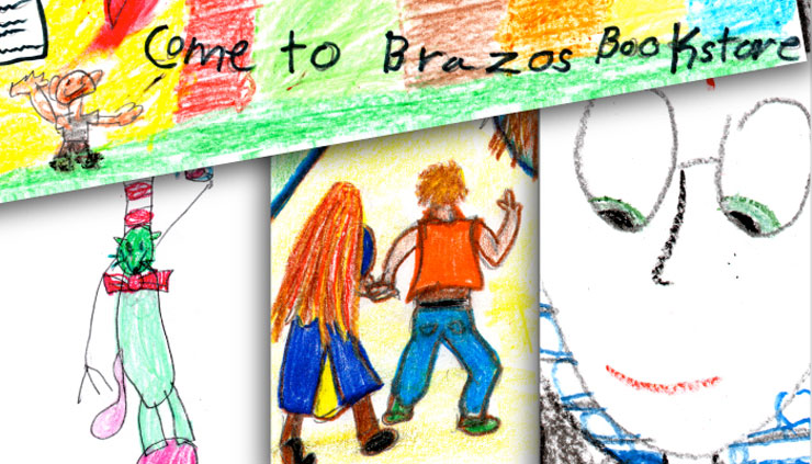The Bookmark Contest at Brazos