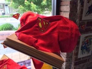 Smallville Display | Bluebird Books, Hutchinson, KS