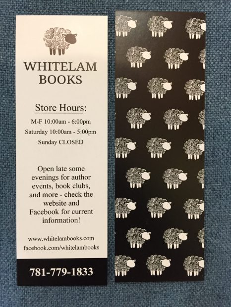 Whitelam Books | Reading, MA