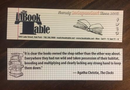 The Book Table | Oak Park, IL