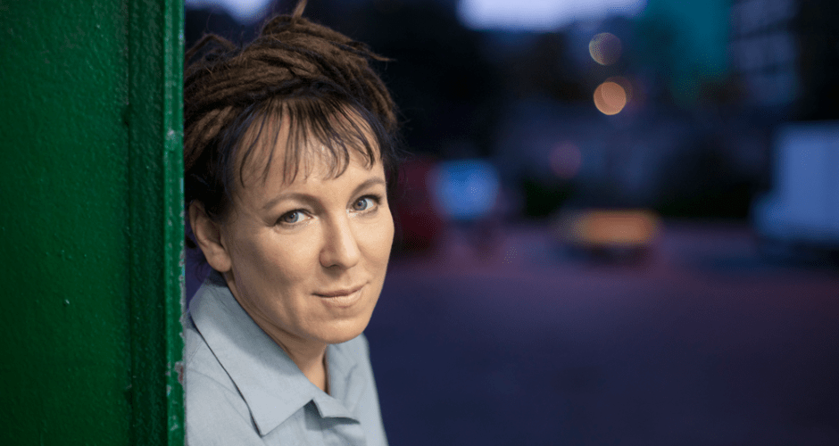 Say As I Do: Olga Tokarczuk