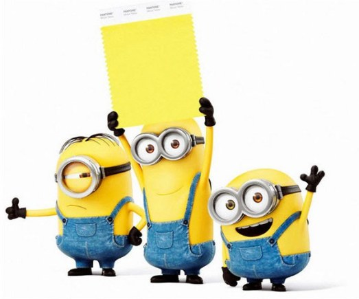 minion-yellow-pantone