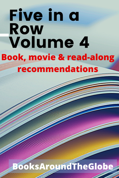 Five in a Row Volume 4: Books, movies, and read-along recommendations