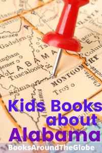 Children's Books about Alabama