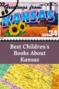 Children's Books about Kansas - Best Kid's books about Kansas