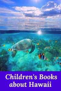 Children's Books about Hawaii - Hawaii children's books