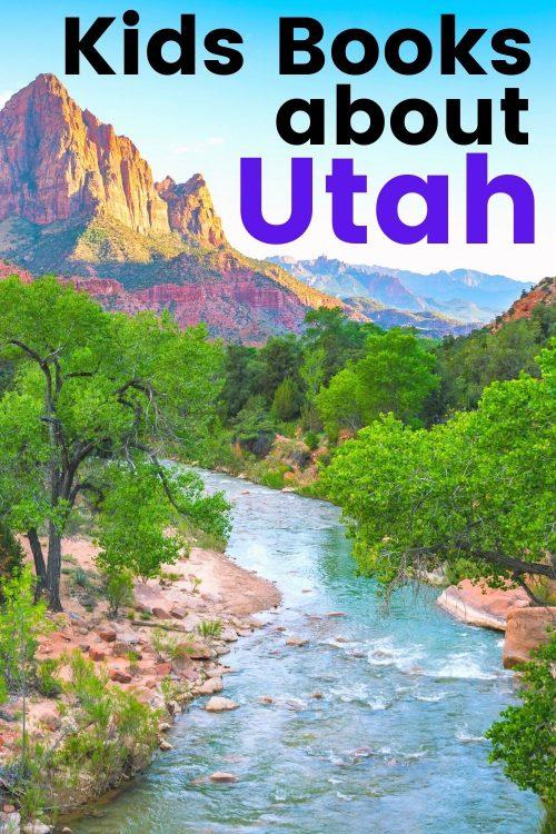Children's Books about Utah - Salt Lake books