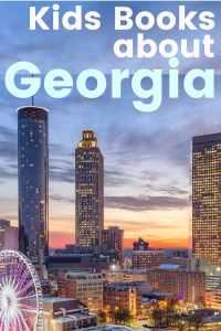 Kids Books about Georgia - Children's Books about Georgia and Atlanta